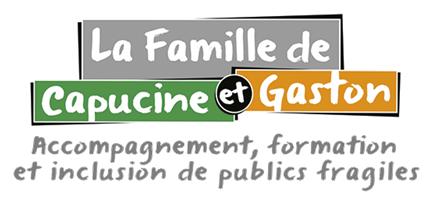 La Famille de Capucine et Gaston